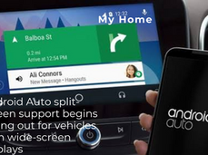 Why Is Everyone Talking About Android Auto Does It In Two, The Split Screen Arrives: First Reports