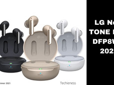 LG released the second-gen TONE Free TWS earbuds earlier this year in July'21
