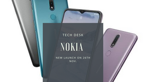 HMD Global unveils Nokia 2.4 and Nokia 3.4 affordable smartphones on November 26th