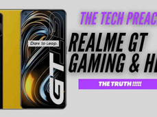 Best Gamer Phone 2021, Realme GT Review & Heat Test