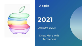 New Apple products: know with us, what's coming out in 2021