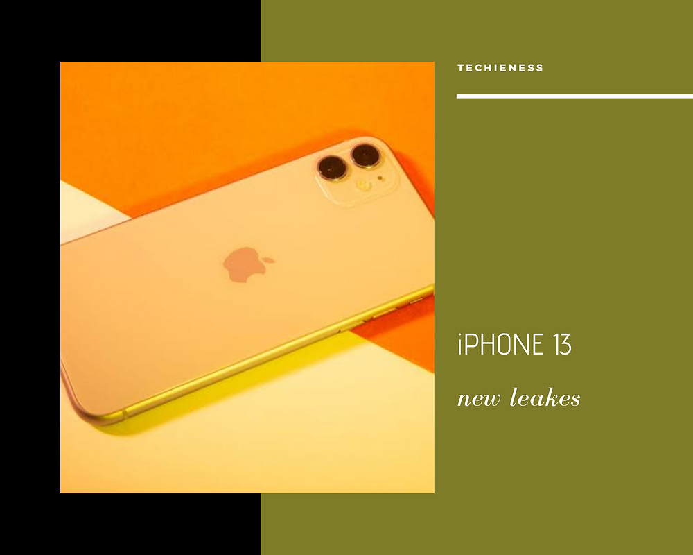 A new iPhone - probably the iPhone 13 - is coming in 2021 ...