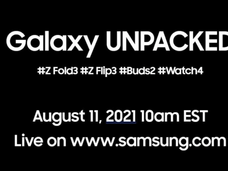 Samsung Galaxy Unpacked: Aug 11 – Z Fold 3 2021 And More To be Announced