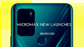 Micromax Mobile  re-entered in Indian market with two new model- IN Note 1 and IN 1B