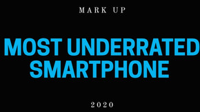 Most Underrated  Non Chinese smartphone :2020, Influenced by users