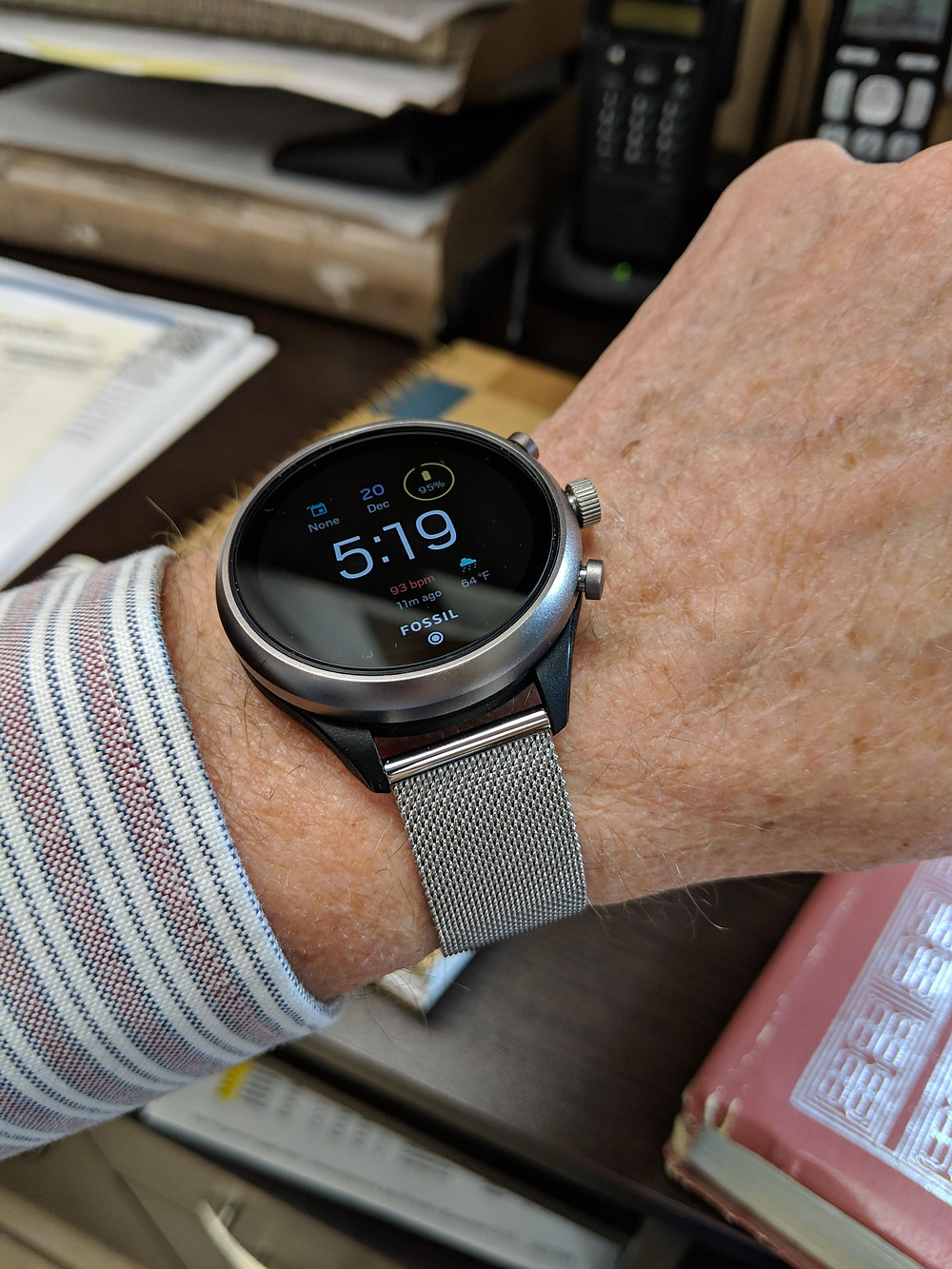 Fossil Sport Review Who Said Smartwatches Cannot Be Beautiful Fashion Meets Sports
