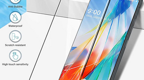 DEAL : Tempered Glass for LG Wing 5G in India