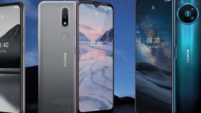 HMD Global launches Nokia 3.4 and Nokia 2.4 along with a new line-up of accessories and More.