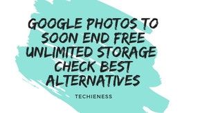 4 Best Alternatives Apps, if Google Photo end unlimited Storage- Check best in 2021