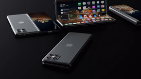 APPLE'S FOLDABLE IPHONE 13 CONCEPT MAY UNFOLD LIKE THE GALAXY Z FOLD 2 OR MOTORAZR – WHAT'S YOUR PIC