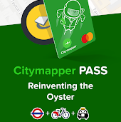 Citymapper App -Making cities easier to use