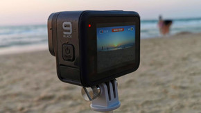 With 5K photography and a new front screen, the GoPro HERO 9 looks like the perfect camera. is that