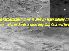 The Perseverance rover is already transmitting from Mars -who on Earth is receiving this data-Report