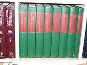 Encyclopedias edited by Dr Michele Sadler
