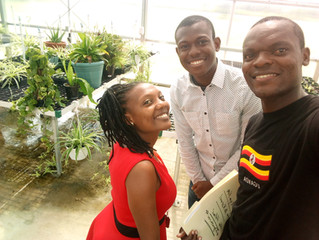 Young African leaders visit Oklahoma State University in USA for agricultural tips