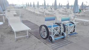 Spiagge per disabili: ecco 4 stabilimenti che promuovono il mare per tutti!