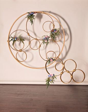 Wood circles