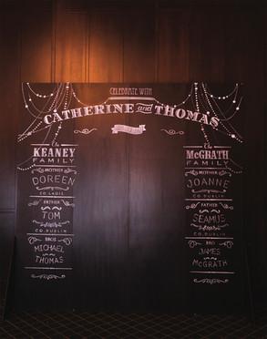 Blackboard backdrop option