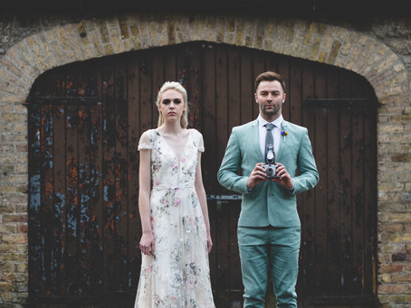Wes Anderson style wedding inspiration!