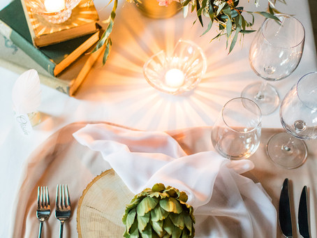 Tablescapes for every season, but make it Elk!