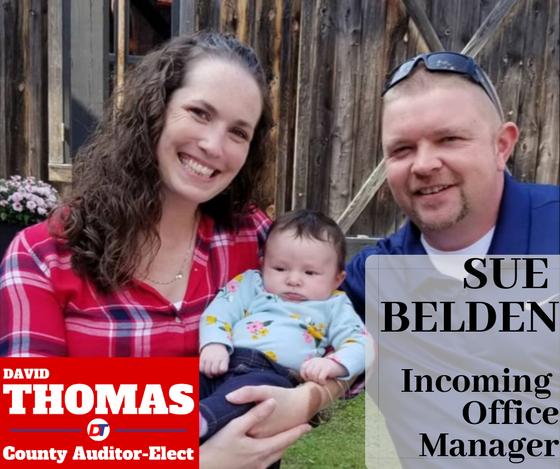 Meet the Incoming Team: Sue Belden