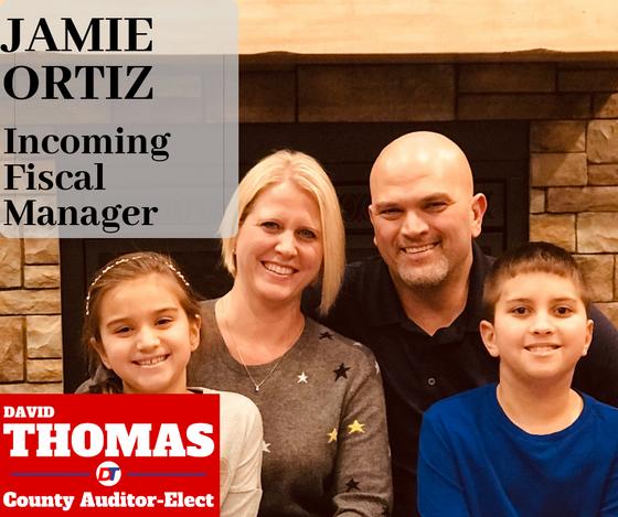 Meet the Incoming Team: Jamie Ortiz