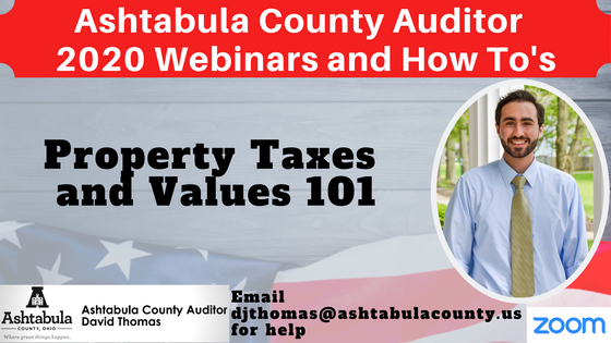 Property Values and Taxes 101