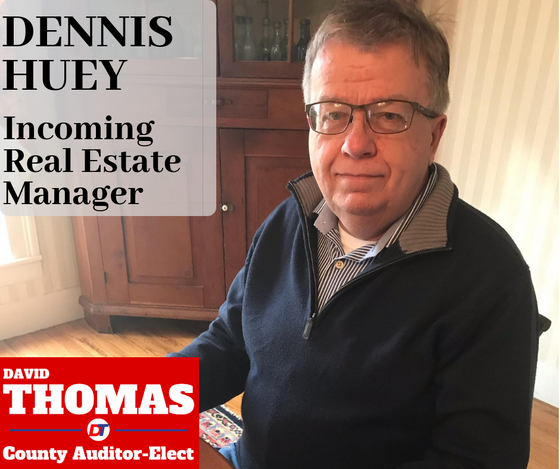 Meet the Incoming Team: Dennis Huey