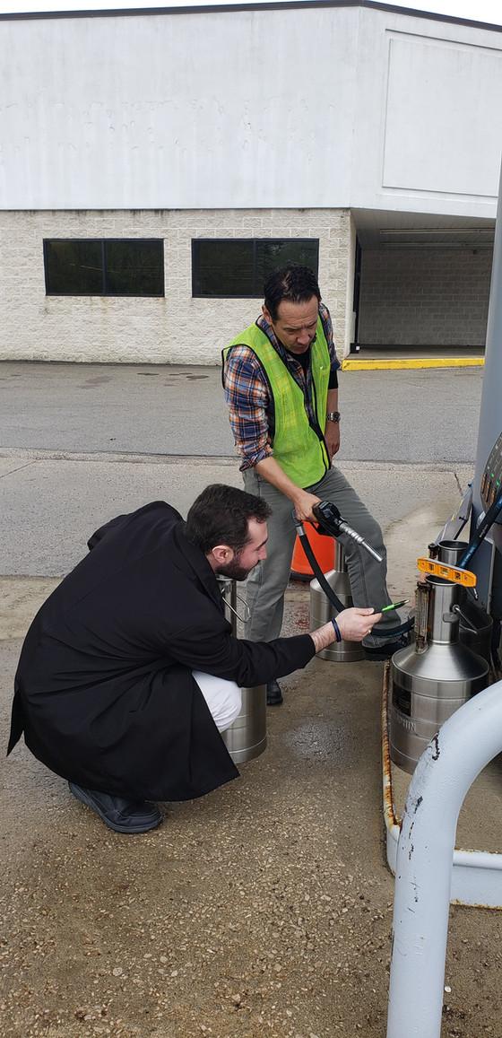 Gas Pump Testing!