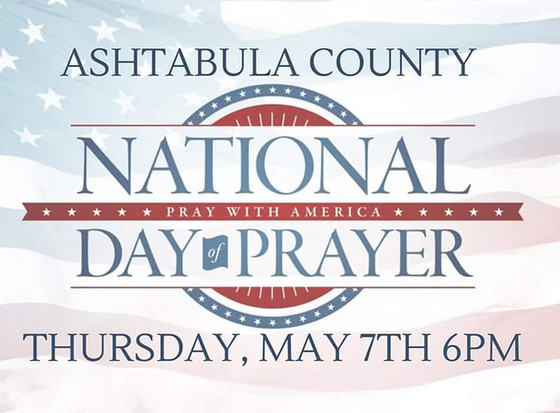 Virtual Gathering of Prayer on National Day of Prayer