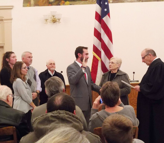 Oath of Office- Thank You!!