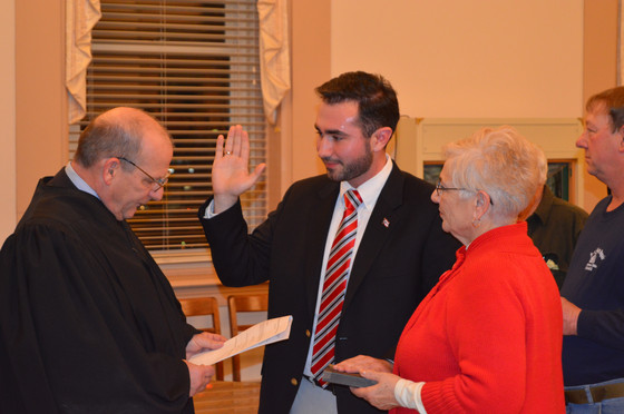 Oath of Office Ceremony March 4th