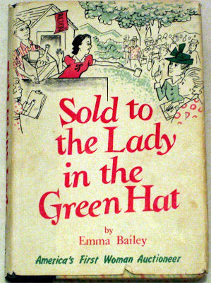Sold to the Lady in the Green Hat by Emma Bailey