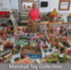 Marshall Toy Collection Auction Photo