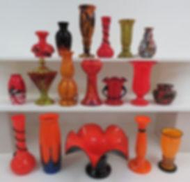 Highlite photo of art glass