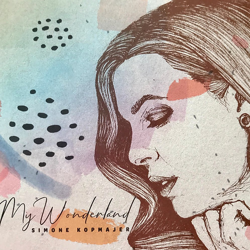 My Wonderland (CD) hand signed
