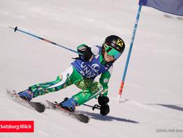 Erfolg für unseren Kinderrennläufer Timon Bertl