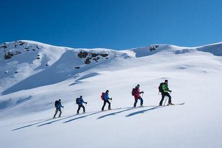 Bild: Paul Sodamin, Filmoorsattel, Karnische Alpen