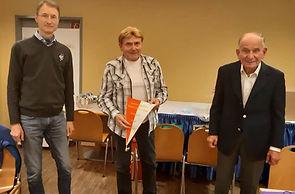 Christoph Neuer, Ernst Sohs, Herbert Hrdlicka