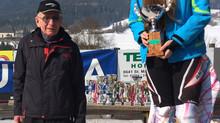 Alle Jahre wieder: ÖWSC UNIQA Riesentorlauf am 4.3.2018 in Turnau