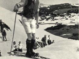 Der ÖSTERREICHISCHE WINTER-SPORT-CLUB ehrt den Maler und Bergsteiger Gustav Jahn (1878 – 1919)