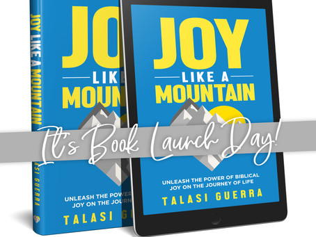 Joy Like A Mountain - Book Launch