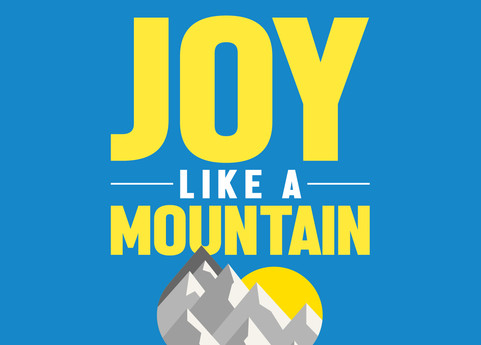 Joy Like A Mountain - Square