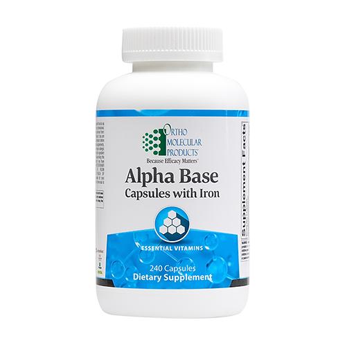 Alpha Base MultiVitamin