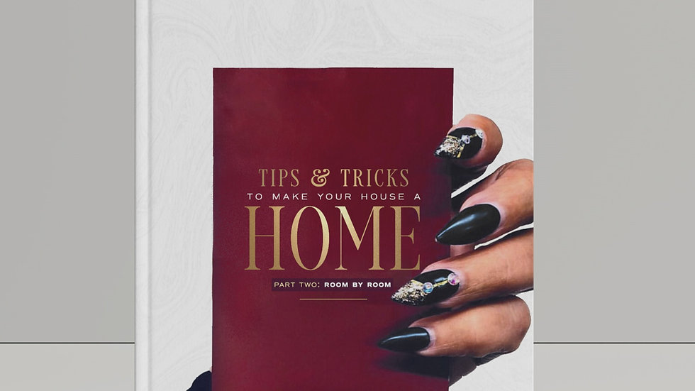 Tips & Tricks to Make Your House a Home 2 | PREORDER