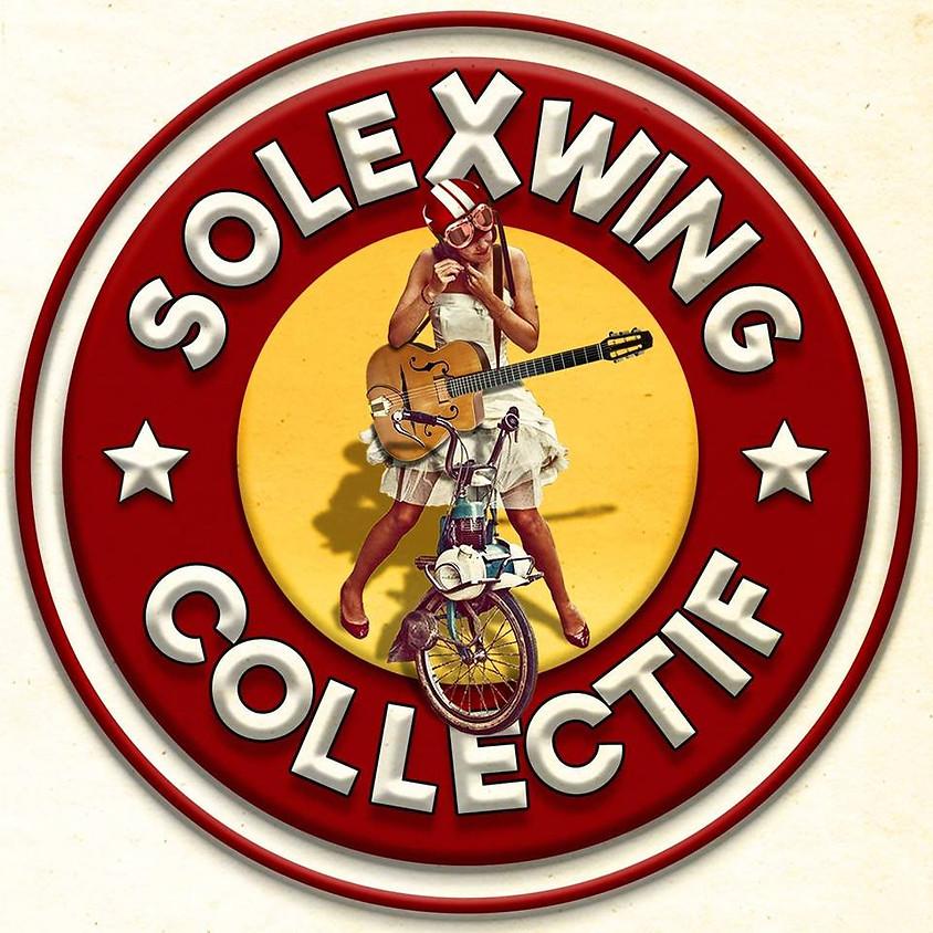 Concert SoleXwing -  Jazz Manouche
