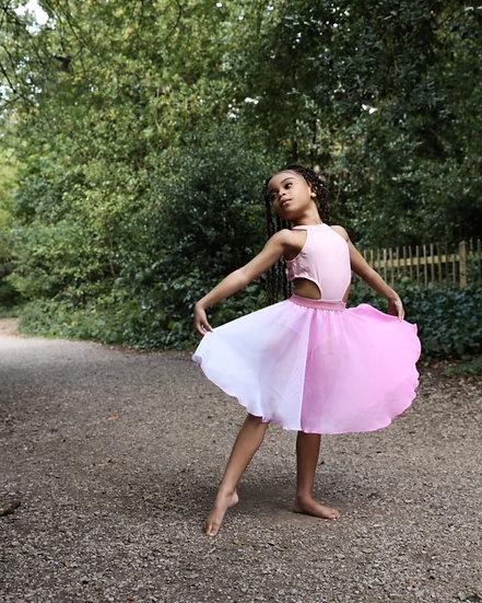 Child's Pull on Rehearsal Skirt