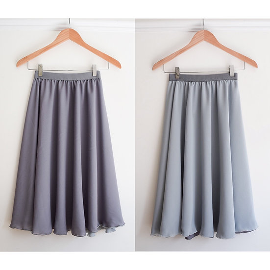 """24"""" Double Reversible Rehearsal Skirts"""