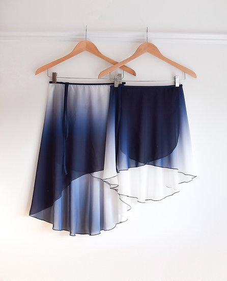 Ready-to Wear Ombre Skirts