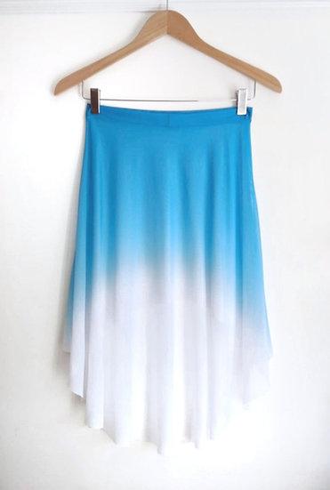 "Aegean Blue Ballet Skirt 23"""